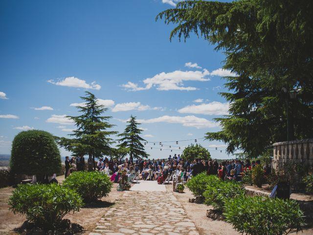 La boda de Alberto y Patricia en Torrelodones, Madrid 50