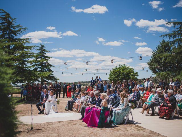 La boda de Alberto y Patricia en Torrelodones, Madrid 51