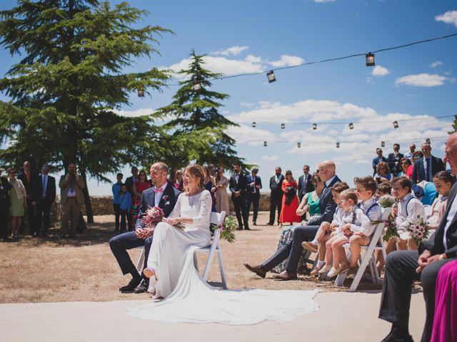 La boda de Alberto y Patricia en Torrelodones, Madrid 52