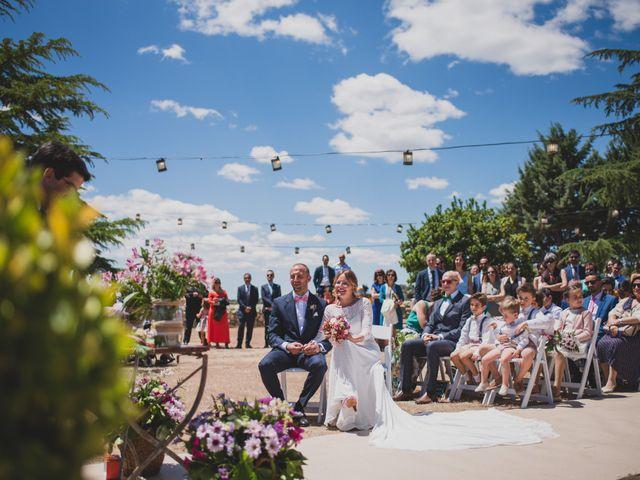 La boda de Alberto y Patricia en Torrelodones, Madrid 53