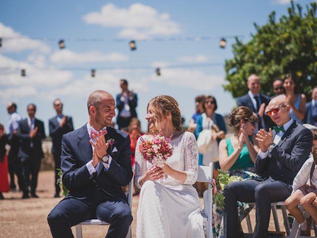La boda de Alberto y Patricia en Torrelodones, Madrid 54