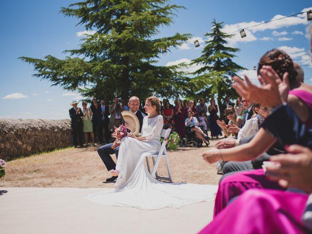 La boda de Alberto y Patricia en Torrelodones, Madrid 57