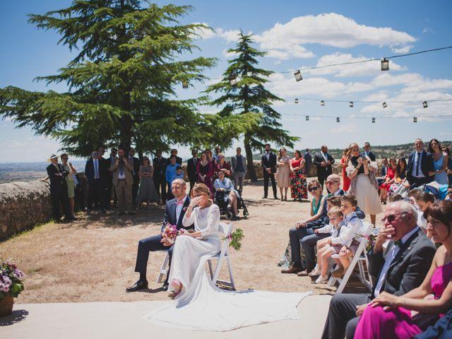 La boda de Alberto y Patricia en Torrelodones, Madrid 60