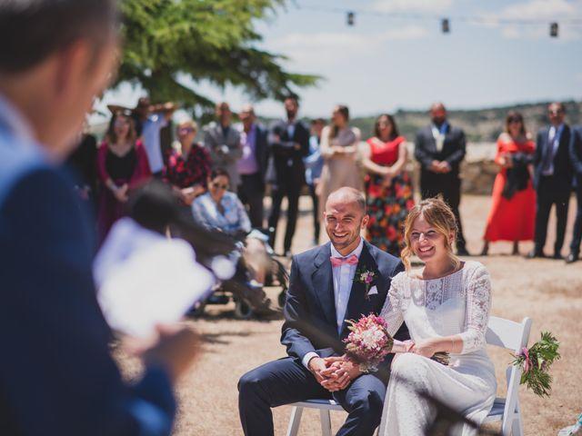 La boda de Alberto y Patricia en Torrelodones, Madrid 61