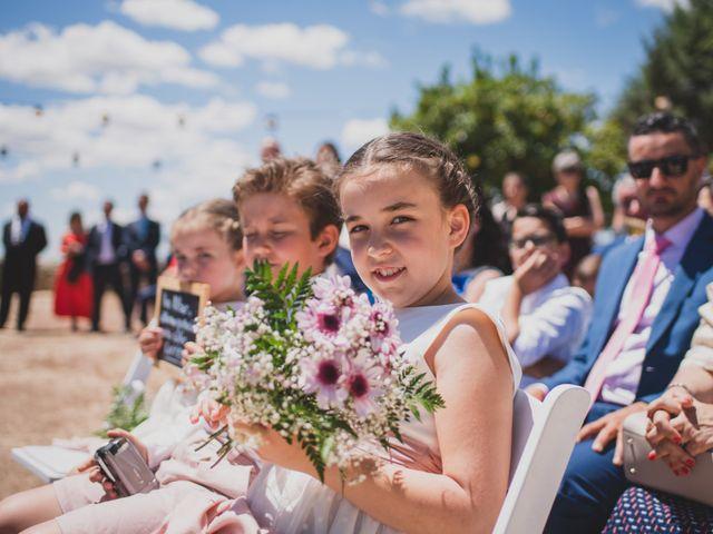 La boda de Alberto y Patricia en Torrelodones, Madrid 62