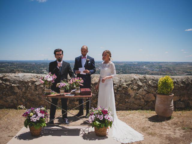 La boda de Alberto y Patricia en Torrelodones, Madrid 64