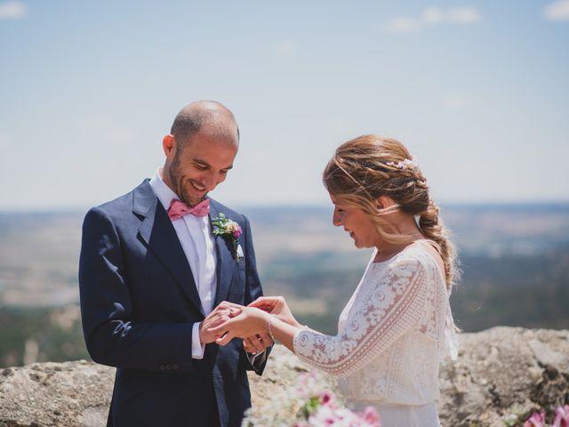 La boda de Alberto y Patricia en Torrelodones, Madrid 68