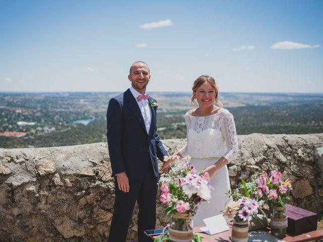 La boda de Alberto y Patricia en Torrelodones, Madrid 70