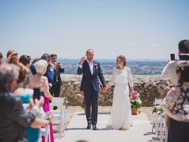 La boda de Alberto y Patricia en Torrelodones, Madrid 71