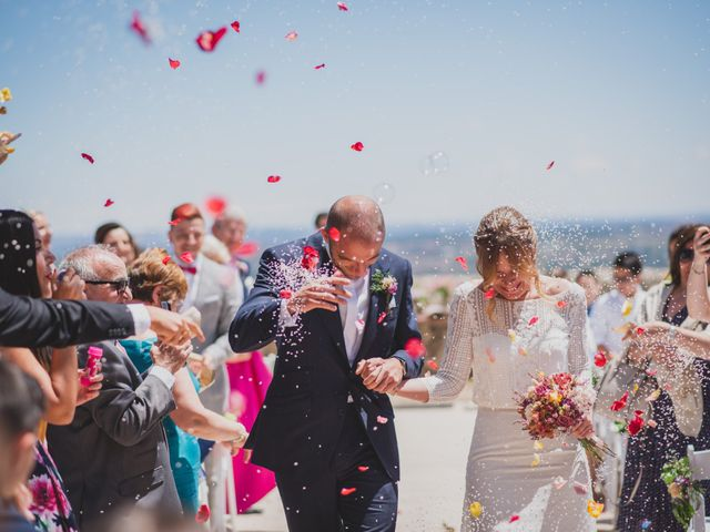 La boda de Alberto y Patricia en Torrelodones, Madrid 74