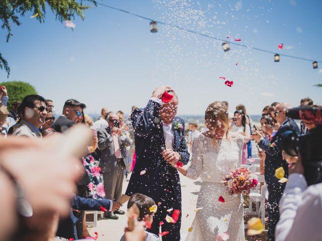 La boda de Alberto y Patricia en Torrelodones, Madrid 75