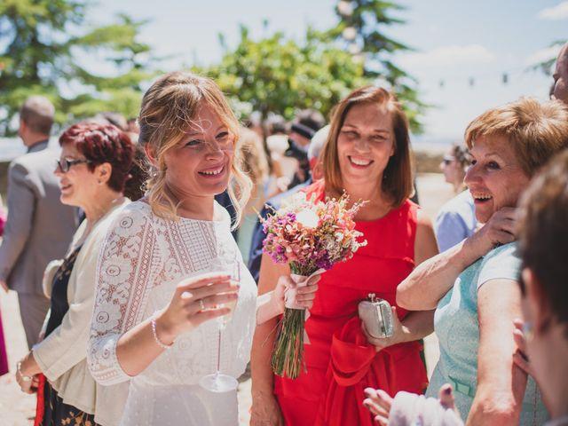 La boda de Alberto y Patricia en Torrelodones, Madrid 77