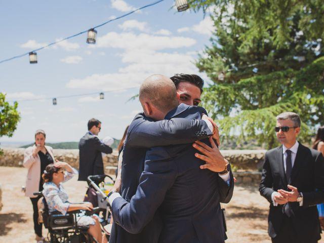 La boda de Alberto y Patricia en Torrelodones, Madrid 78