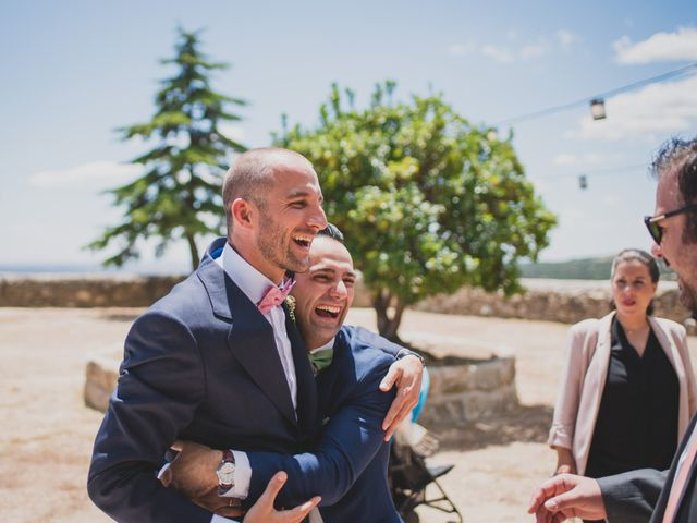 La boda de Alberto y Patricia en Torrelodones, Madrid 80