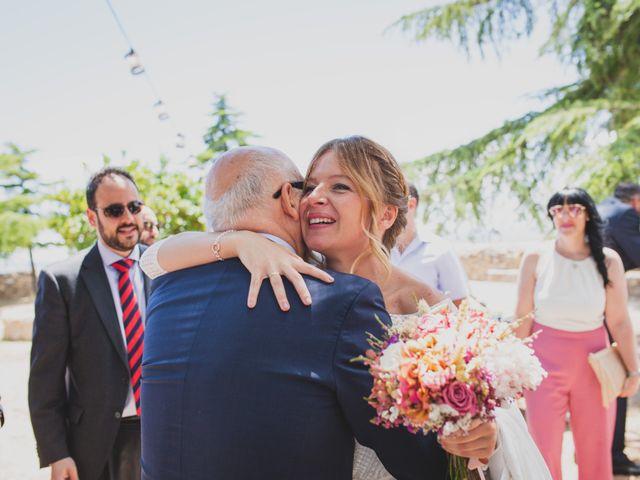 La boda de Alberto y Patricia en Torrelodones, Madrid 81