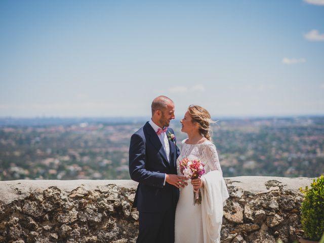 La boda de Alberto y Patricia en Torrelodones, Madrid 84