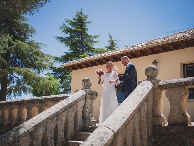 La boda de Alberto y Patricia en Torrelodones, Madrid 87