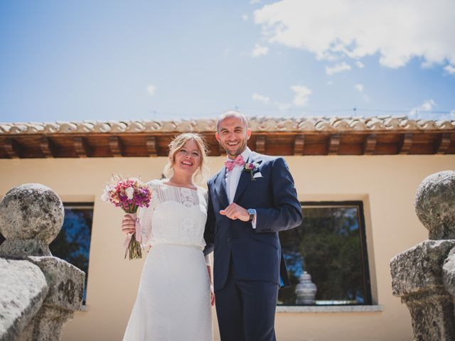 La boda de Alberto y Patricia en Torrelodones, Madrid 88