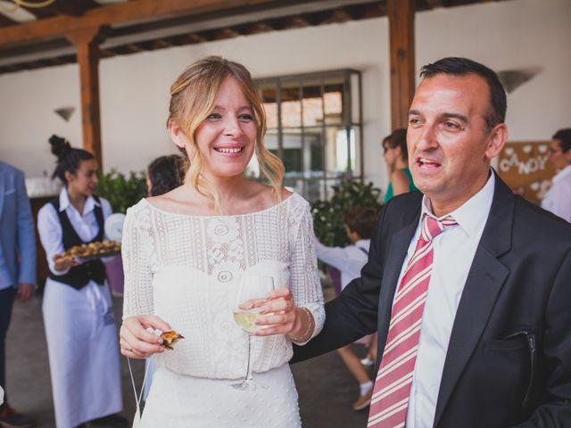La boda de Alberto y Patricia en Torrelodones, Madrid 99