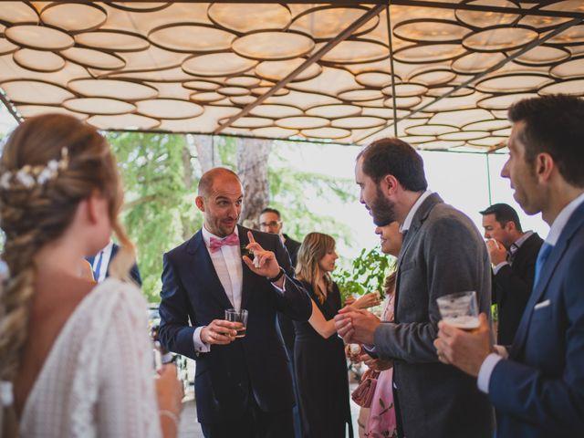 La boda de Alberto y Patricia en Torrelodones, Madrid 101