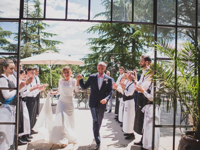La boda de Alberto y Patricia en Torrelodones, Madrid 109