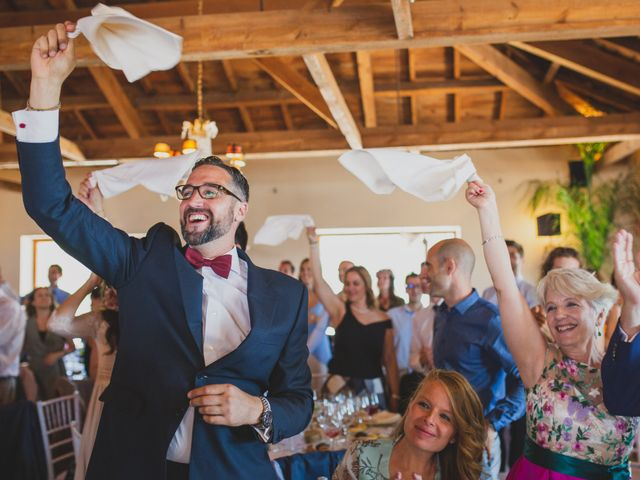 La boda de Alberto y Patricia en Torrelodones, Madrid 110