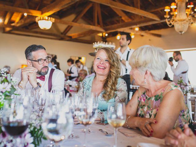La boda de Alberto y Patricia en Torrelodones, Madrid 111