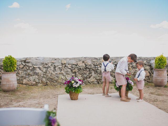 La boda de Alberto y Patricia en Torrelodones, Madrid 114