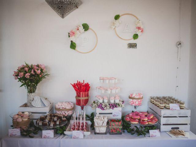 La boda de Alberto y Patricia en Torrelodones, Madrid 115
