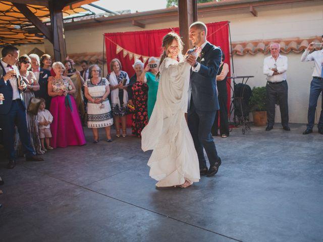 La boda de Alberto y Patricia en Torrelodones, Madrid 130