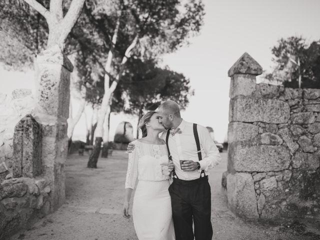 La boda de Alberto y Patricia en Torrelodones, Madrid 136