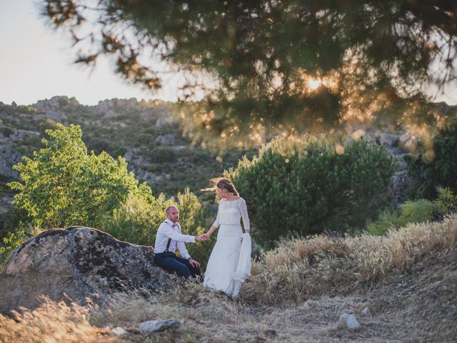 La boda de Alberto y Patricia en Torrelodones, Madrid 137