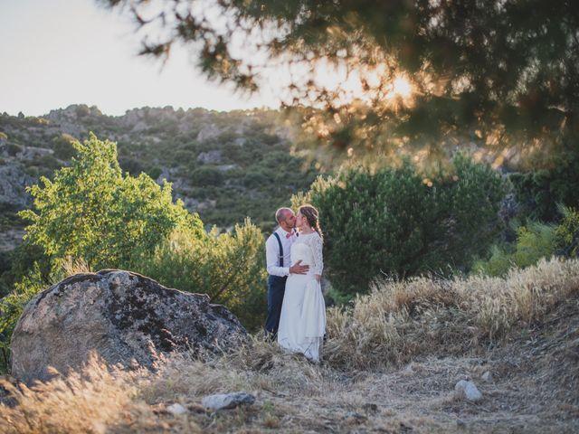 La boda de Alberto y Patricia en Torrelodones, Madrid 138