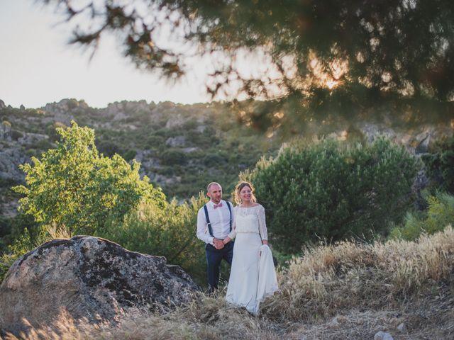 La boda de Alberto y Patricia en Torrelodones, Madrid 139
