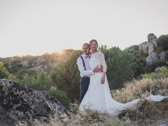La boda de Alberto y Patricia en Torrelodones, Madrid 141