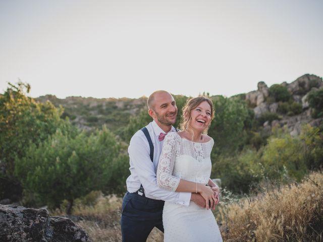 La boda de Alberto y Patricia en Torrelodones, Madrid 142