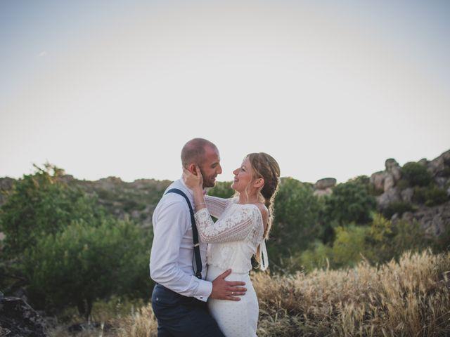 La boda de Alberto y Patricia en Torrelodones, Madrid 143