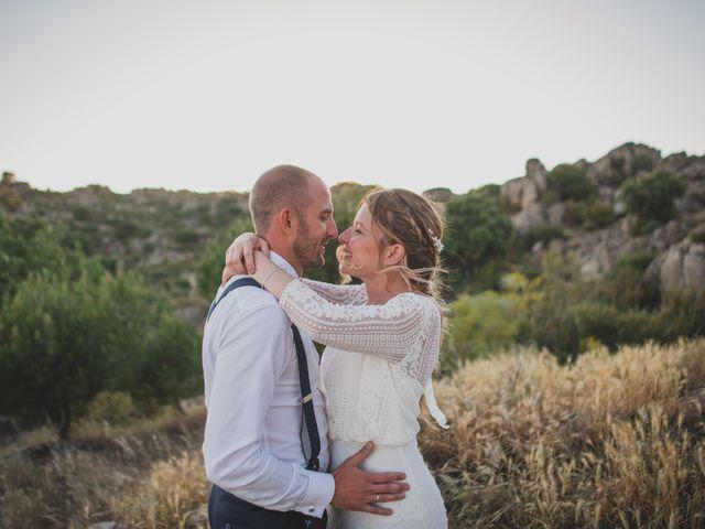 La boda de Alberto y Patricia en Torrelodones, Madrid 145