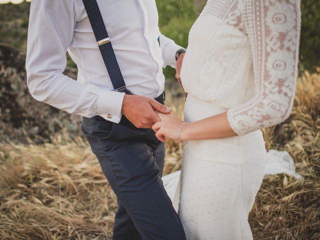 La boda de Alberto y Patricia en Torrelodones, Madrid 147