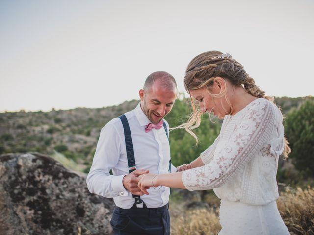 La boda de Alberto y Patricia en Torrelodones, Madrid 148