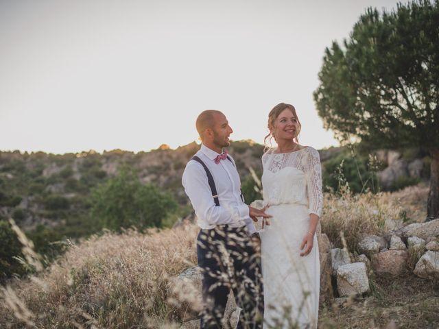 La boda de Alberto y Patricia en Torrelodones, Madrid 151