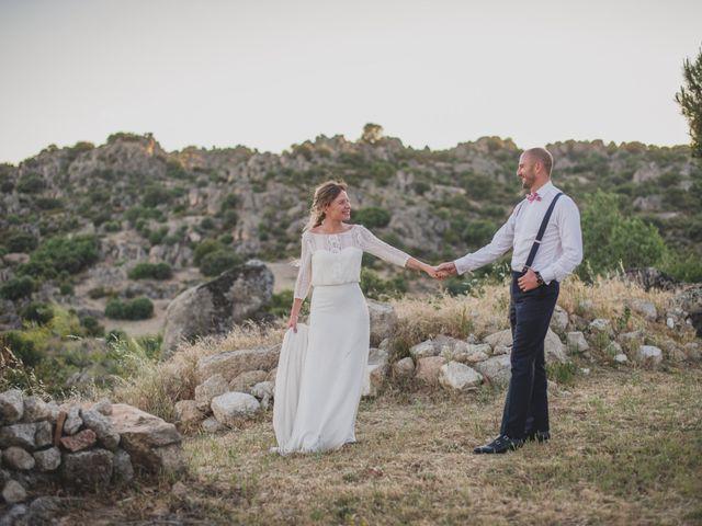 La boda de Alberto y Patricia en Torrelodones, Madrid 153