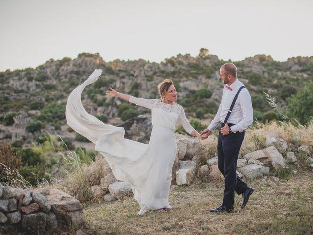 La boda de Alberto y Patricia en Torrelodones, Madrid 154