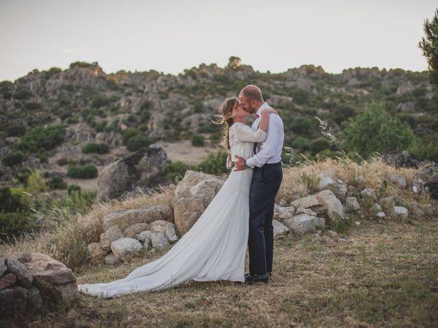 La boda de Alberto y Patricia en Torrelodones, Madrid 155