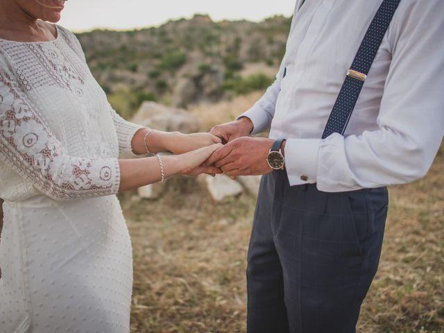 La boda de Alberto y Patricia en Torrelodones, Madrid 156