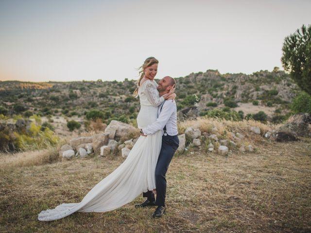 La boda de Alberto y Patricia en Torrelodones, Madrid 159