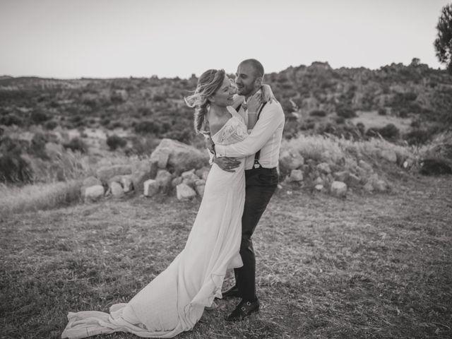 La boda de Alberto y Patricia en Torrelodones, Madrid 163