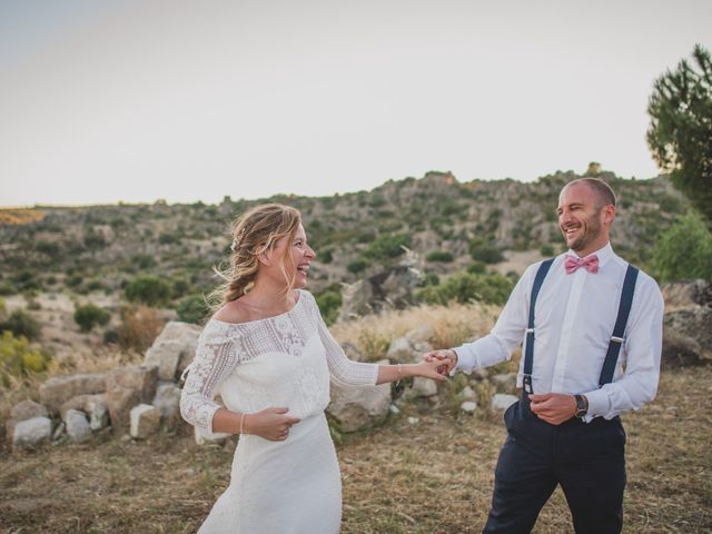 La boda de Alberto y Patricia en Torrelodones, Madrid 164