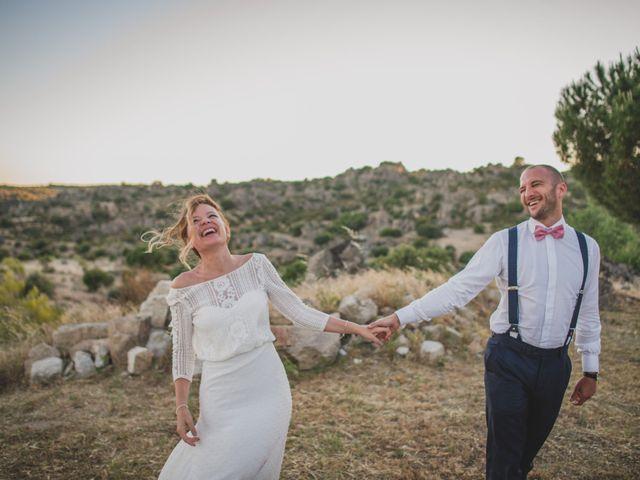 La boda de Alberto y Patricia en Torrelodones, Madrid 165