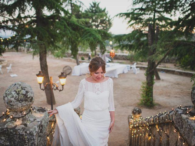 La boda de Alberto y Patricia en Torrelodones, Madrid 169
